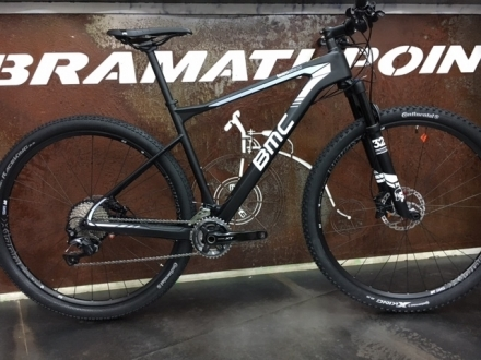 NEW 2017 BMC MTB TEAM ELITE TE02 XT 3500.00€ - BRAMATI POINT BIKE SHOP